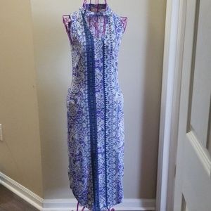 Casual midi dress size S